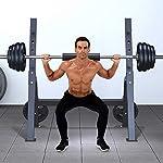 AOLI-Panca-regolabile-Bilanciere-Bed-Bench-Press-Squat-Rack-casa-manubri-panca-fitness-sedia-Fitness-Equipment-PancheNero147-74-50cm