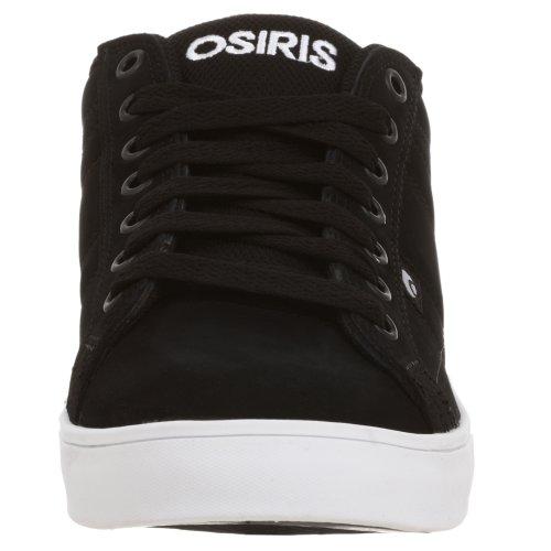 Osiris Mens Diablo Skate Schoen Zwart / Wit