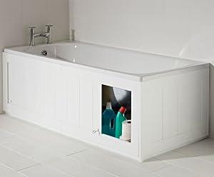 Croydex Unfold-n-Fit Height Adjustable 50-53 cm Bath Panel ...