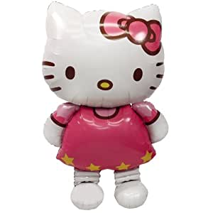 Mayflower 220591 Hello Kitty Airwalker Foil Balloon