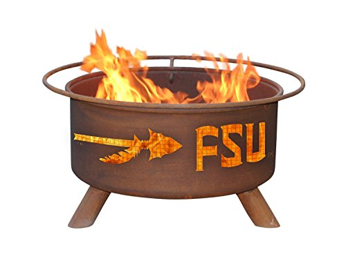 Patina Products F211, 30 Inch Florida State Fire Pit ()