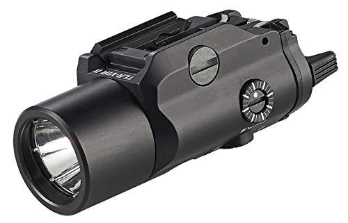 Streamlight 69192 TLR-VIR Ii Visible LED/IR Illuminator/IR Laser with Rail Locating Keys & CR123A Lithium Battery - Black - 300 -