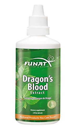 Funat Dragon´s Blood Extract Drops, Antiviral And Digestive Supplement 60 (Blood Drops)