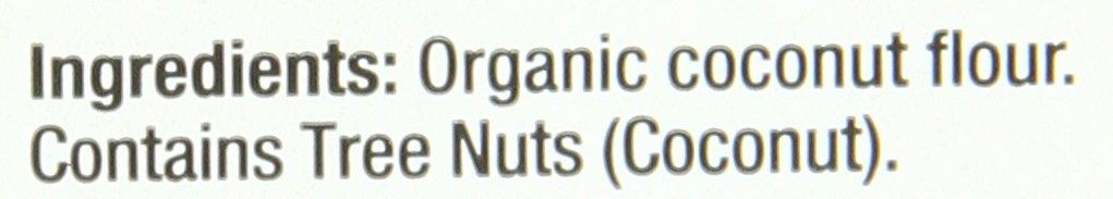 Nutiva USDA Certified Organic, non-GMO, Gluten-free Coconut Flour, 16-ounce (Pack of 6) by Nutiva (Image #3)