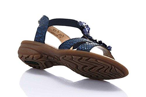 Womens R3633 Blue Sandal 14 Remonte qUwR8Tqx