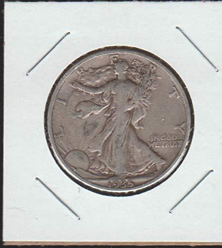 1935 S Liberty Walking (1916-1947) Half Dollar Choice Fine