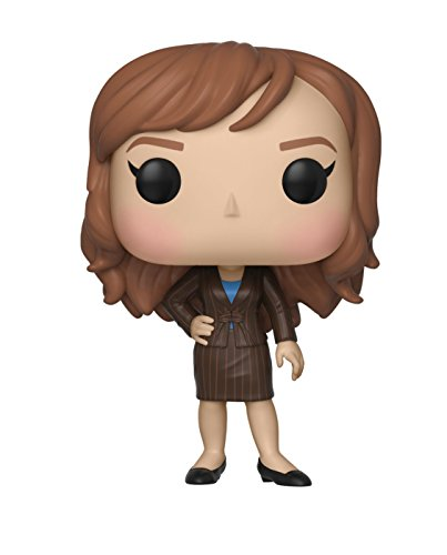 Funko POP! TV: Smallville Lois Lane Collectible Figure, Multicolor