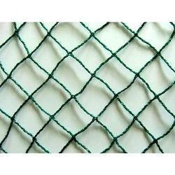 Pigeon Net Anti Bird Net Nylon with Attached Rope Around (6 X 8 ft, Green)