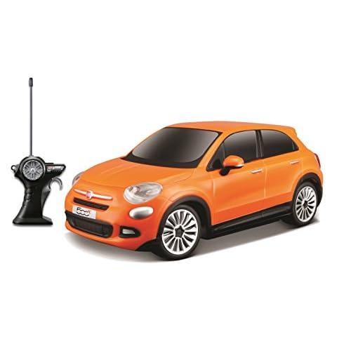 Maisto 581502 - Véhicule Miniature Fiat - 500X - Coloris aléatoire