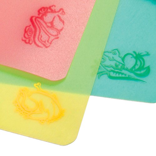 Norpro Cut N' Slice Flexible Cutting Boards, Set of 3 - smallkitchenideas.us