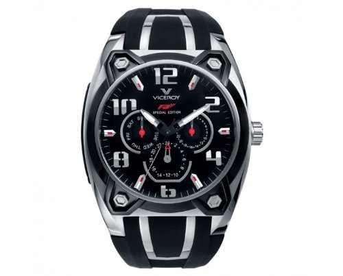 Authentic Viceroy Fernando Alonso Watch Caballero 47615-55: Amazon.es: Relojes