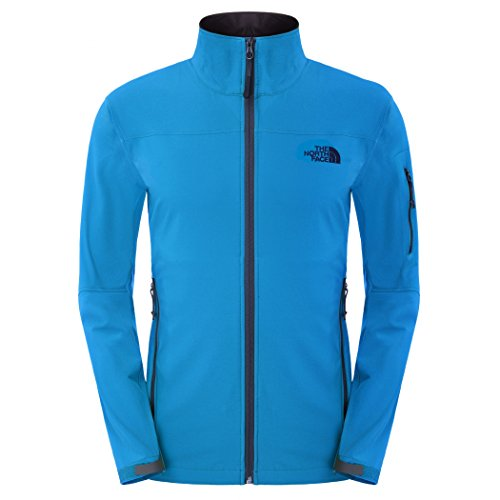 THE NORTH FACE Ceresio Men-s Jacket, Blue, XL