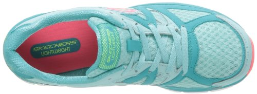 turq turquoise Donna Agility Sneaker Time Skechers Free gwnvaYwqZ