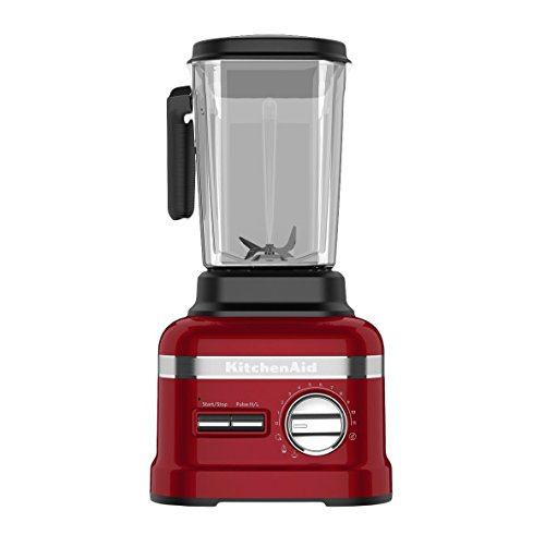 KitchenAid KSB8270CA Pro Line Series Thermal Control Jar Blender, 3.5 HP, Candy Apple Red