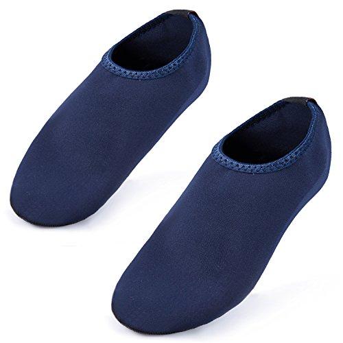 Hommes Piscine Swim Marin D'eau Femmes Bleu Aquatiques Garçon De Bain Suadex Fille Enfants Poids Pour Et Rapide Chaussures Chaussons Plage Léger Séchage FYTgdxwqA