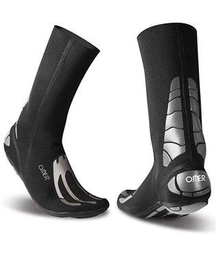 当季大流行 Omer B00CIZBTIC 5 mm SpiderソックスReinforcedネオプレンスピアフィッシングブーティ Sock 9-10) Size 5 Sock (Shoe Size 9-10) B00CIZBTIC, スポコバ:c1c98e32 --- a0267596.xsph.ru
