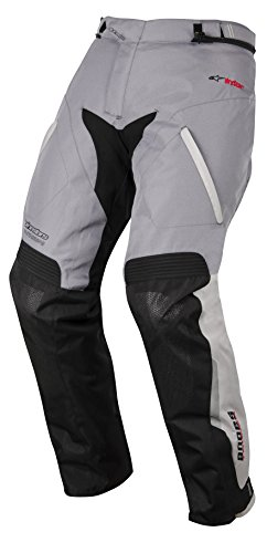 Alpinestars Andes Drystar Pants, Gender: Mens/Unisex, Primary Color: Gray, Size: 3XL, Distinct Name: Gray/Gray/Black, Size Modifier: Regular 3227513-107-3X