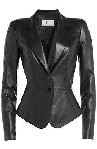 Figura Fashionz Short Body Missy Jacket for Female (XXX-Large) by Figura Fashionz