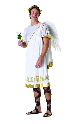 Cupid Costume Men (RG Costumes Men's Cupid, White/Gold, One)