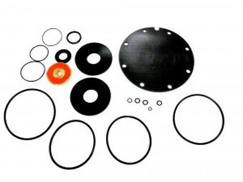 Watts 0794091 - 794091 - Complete Rubber Parts Kit 6'' for 909; *Lead Free* (Previously 0887752)