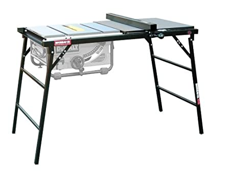 Rousseau 2745 Portamax Table Saw Stand For Dewalt Dw745 Dwe7480 And