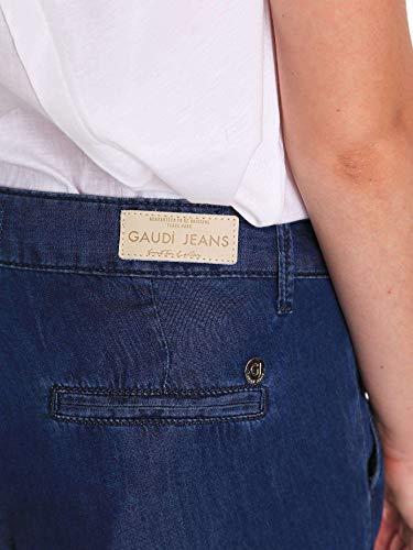 Blu Pantalone Jeans Jeans Blu Donna Donna Pantalone GAUDI' GAUDI' PZPvwqc4U