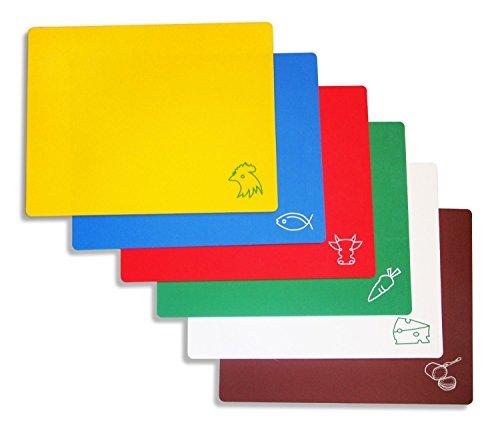 New Star Foodservice 42627 Flexible Cutting Board 12 Inch