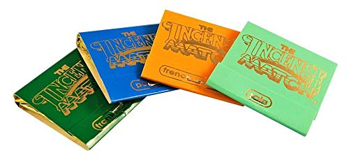 New Age INCENSE MATCHES (BOX 50)