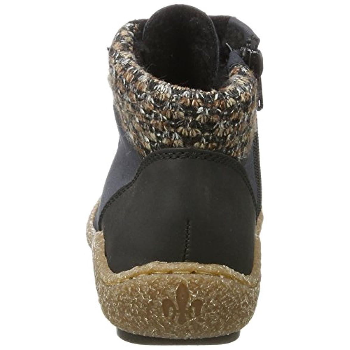 Collo Sneaker Donna Alto Rieker A M2941