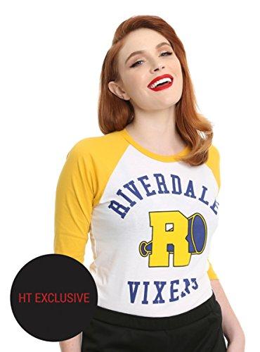 Hot Topic Riverdale Vixens Girls Raglan Exclusive