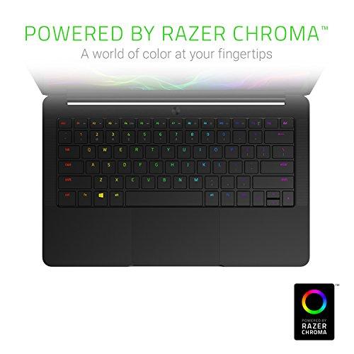 Razer Blade Stealth 13.3'' QHD+ Touchscreen Ultrabook (8th Generation Intel Quad Core i7-8550U, 16GB RAM, 512GB SSD) by Razer (Image #5)