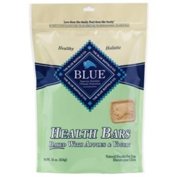 Blue Buffalo Health Bars with Apple and Yogurt Treats For Dogs Review