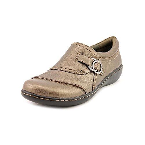 Clarks Damen Ashland Indigo Black Loafers Zinn