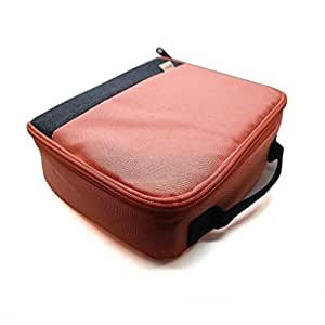 JMM -Watermelon Red Travel Carry Bag Protective Case for Canon SELPHY CP910 CP900 CP810 Compact Photo Printer