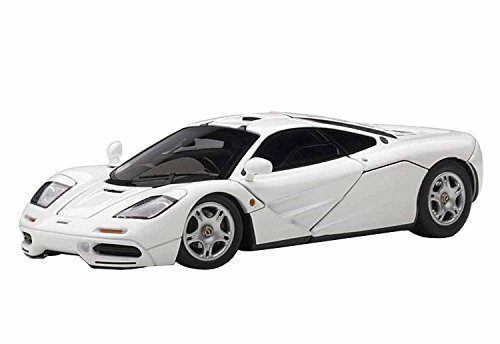 AUTOart 1 / 43マクラーレンf1 (ホワイト) B01JY1L1C6