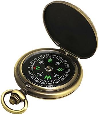VOSAREA Geschenk-Kompass Outdoor Reise Bergsteigen