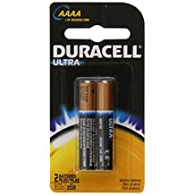 Duracell Ultra Alkaline AAAA Batteries, 2 Count (Pack of 6)