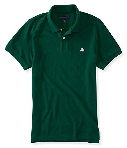 Aeropostale Mens A87 Rugby Polo Shirt 380 ()