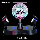 Kicko Disco Light - Multi-Colored LED Revolving