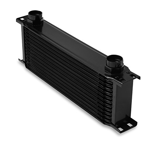 Earl's 41300AERL 13 Row Oil Cooler Core Black (Earls Oil Coolers)