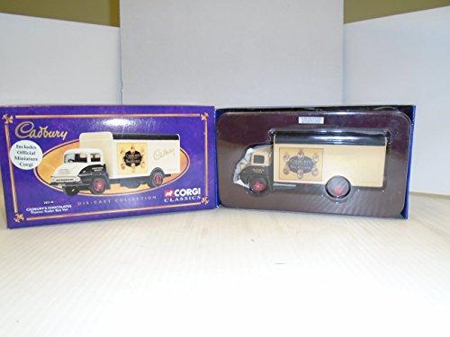 (Corgi Cadbury's Chocolates Thames Trader Box Van 30310 die cast vehicle)