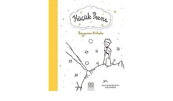 Kucuk Prens Boyama Kitabi Collective 9786053412489 Amazon Com