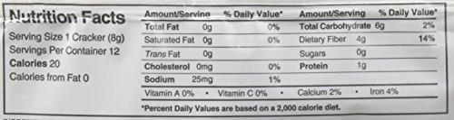 Health Valley Crisp bread GG Bran, 3.5 oz