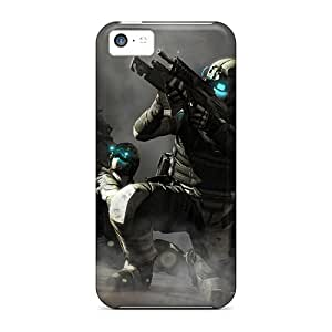 Defender Cases With Nice Appearance (ghost Recon Future S) For Iphone 5c