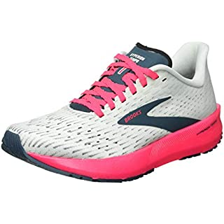 Brooks Hyperion Tempo Ice Flow/Navy/Pink 5.5 B (M)