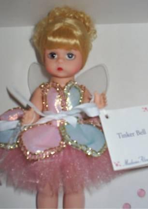 Tinkerbell (Madame Alexander Peter Pan)