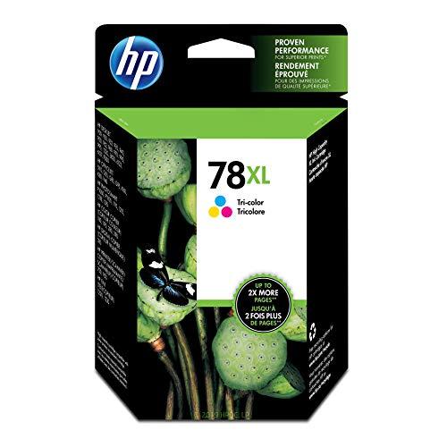HP 78XL Tri-color Ink Cartridge (C6578AN) for HP Deskjet 3820 920 9300 930 932 940 955 960 980 HP Officejet g55 g85 k80 v40 HP PSC 750 -