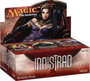 ng: Innistrad Booster Box (36 Packs) Factory Sealed MTG