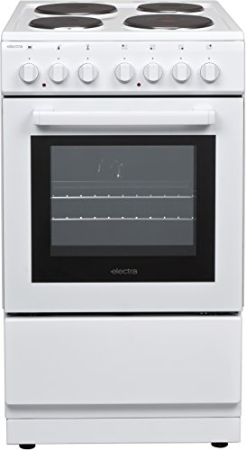 Electra SE50W Freestanding B Rated Electric Cooker - White