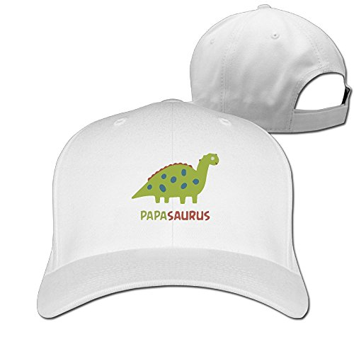 Fantasy Baseball Monopoly - DecorMyGarden Papasaurus Baseball Cap For Men and Women Causal Style Cool Sporting Hat